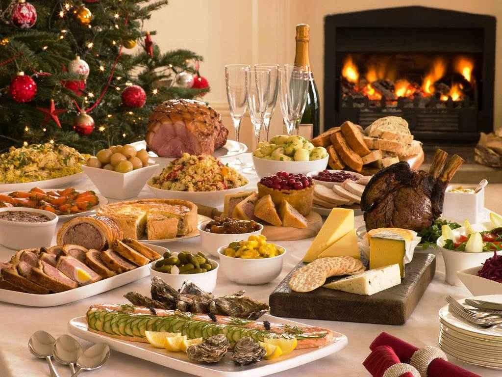 Christmas Catering Menu