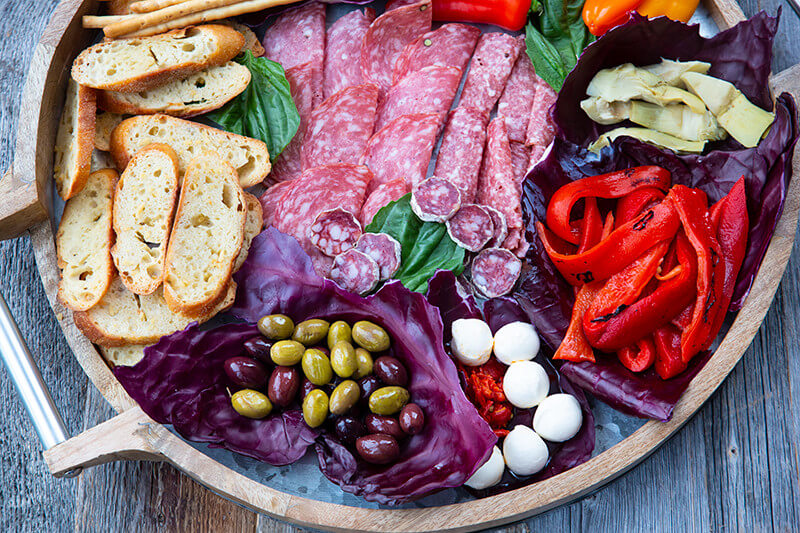 Italian Catering Melbourne Antipasto Platter