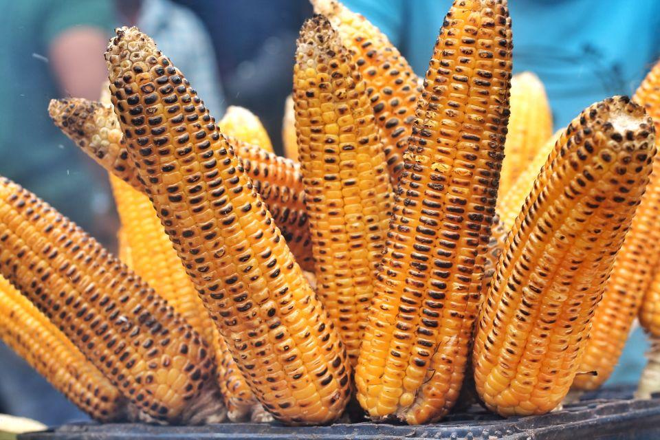 bbq corn yum